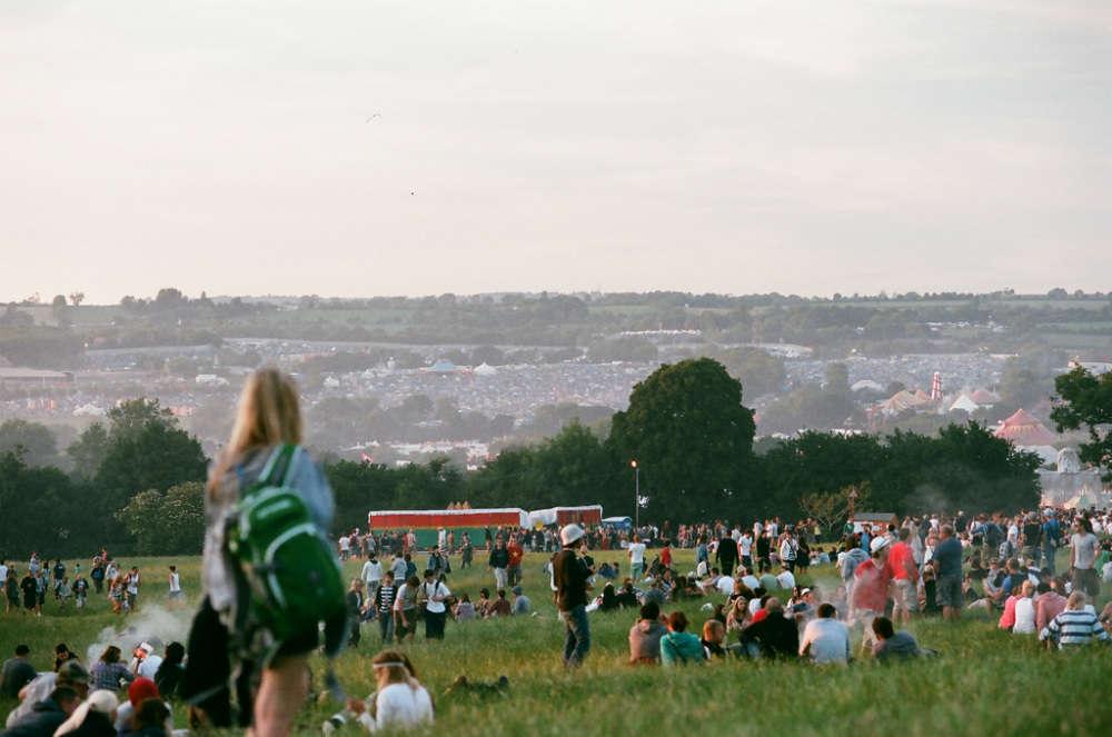 Glastonbury, England (June)