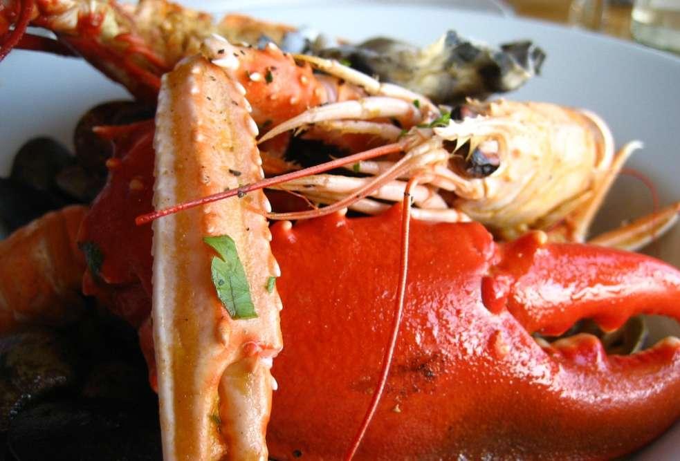 Top 5 Seafood Restaurants In Mumbai