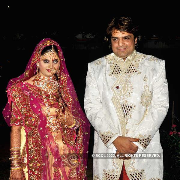 Kamal, Tarannum Sabri's wedding party