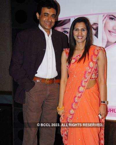 Purnima's clinic launch