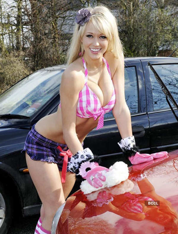 Sexiest Car Washers
