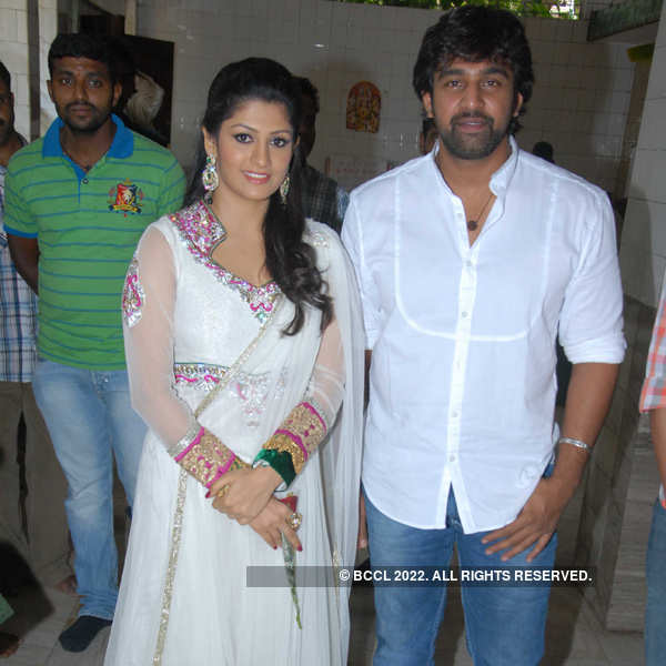 Rudratandava: Movie Launch