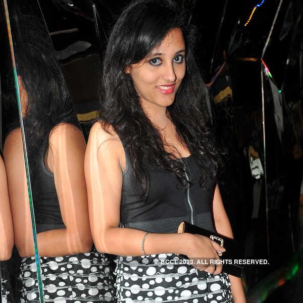 Party night in Hyderabad