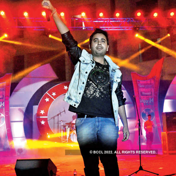 Raeth rock band performs in Kanpur