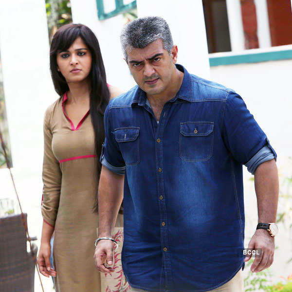 Ajith 55: On the sets