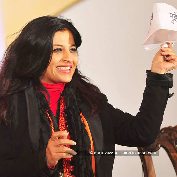 Shazia Ilmi's 'communal' remark sparks row