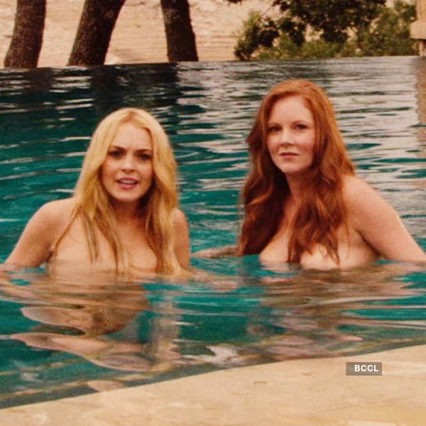 Skinny-Dipping celebs!