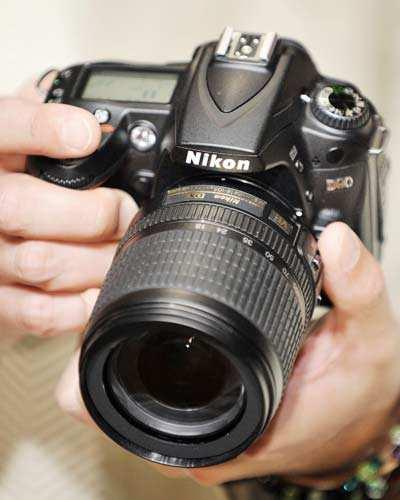 Camera: D90
