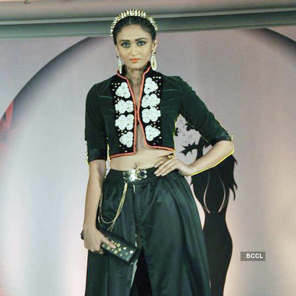 Chrysallis fashion show