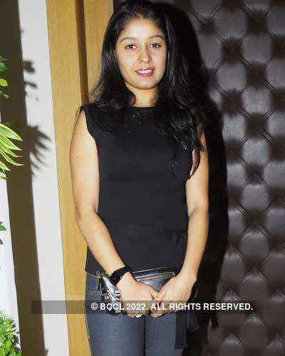 Richa's b'day party
