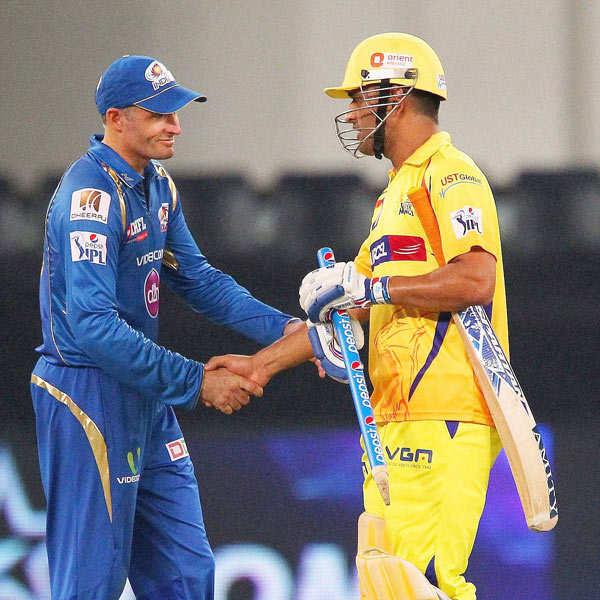 IPL 2014: CSK vs MI