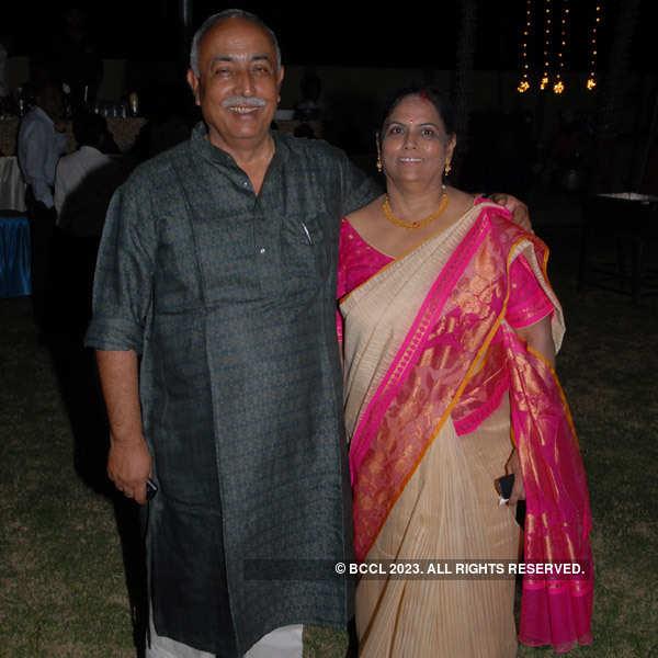 Tejveer and Rudra name ceremony