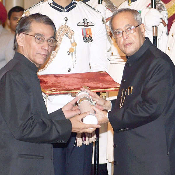 Padma Awards ceremony 2014