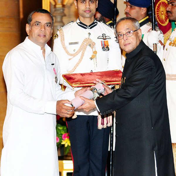 Padma Awards ceremony 2014