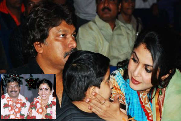 Heroines who fell for their directors