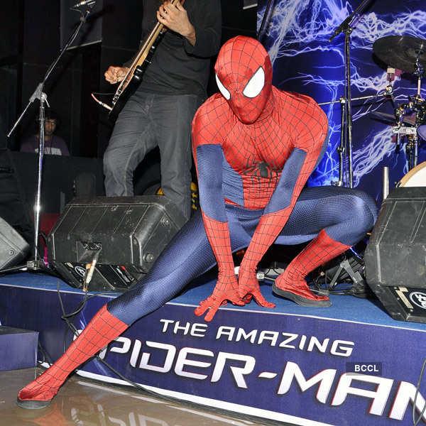 The Amazing Spider-Man 2: Premiere