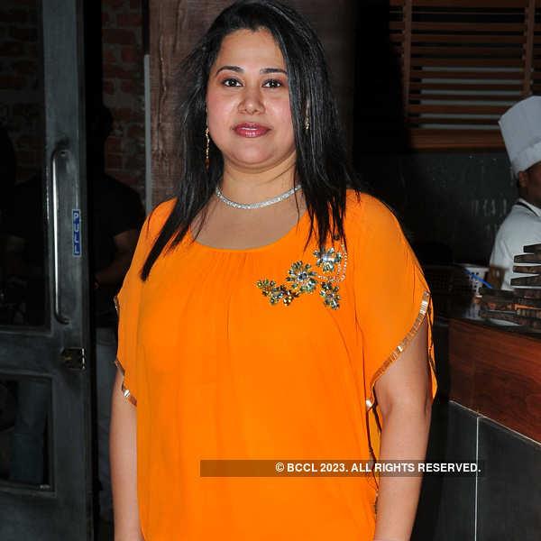 Shilpa Rao's birthday party