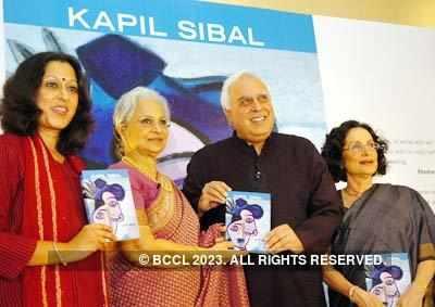 Kapil's Book release