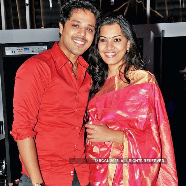 Raja & Amritha's wedding reception