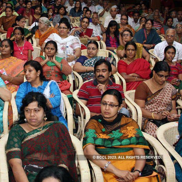 Dance Fest at Sri Krishna Gana Sabha