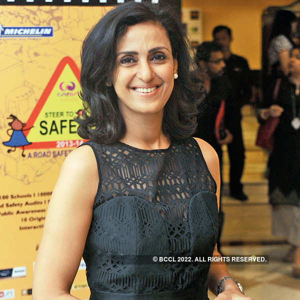 Event to promote road safety