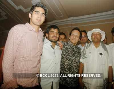 Vijender & Sushil honoured