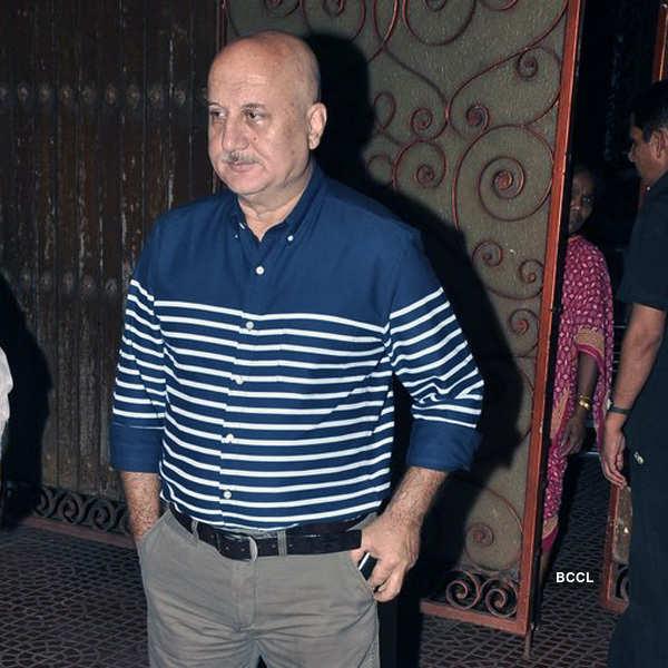 Aditya-Rani host a private party