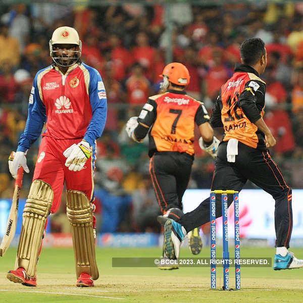 IPL 2014: RCB vs SRH