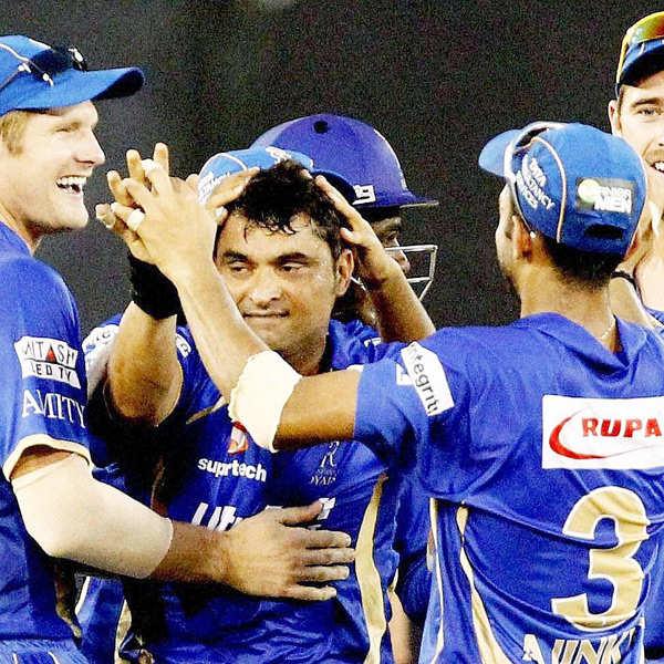 IPL 2014: RR vs KKR