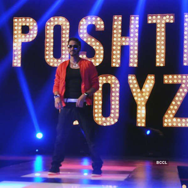 Poshter Boyz: Promotional song shoot