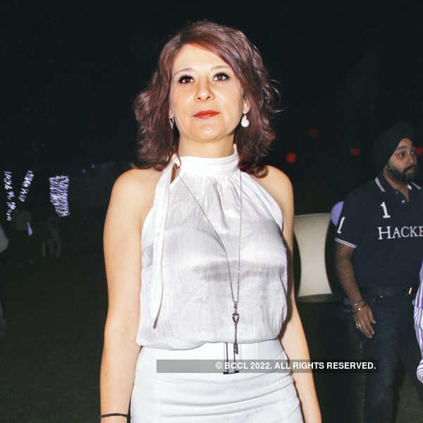 Munny Sethi's b'day party