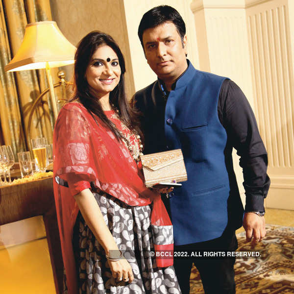 Kapil and Pamal Aggarwal's wedding anniversary