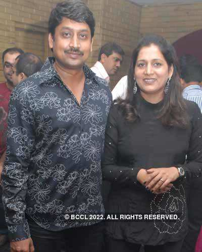 Anil's b'day party