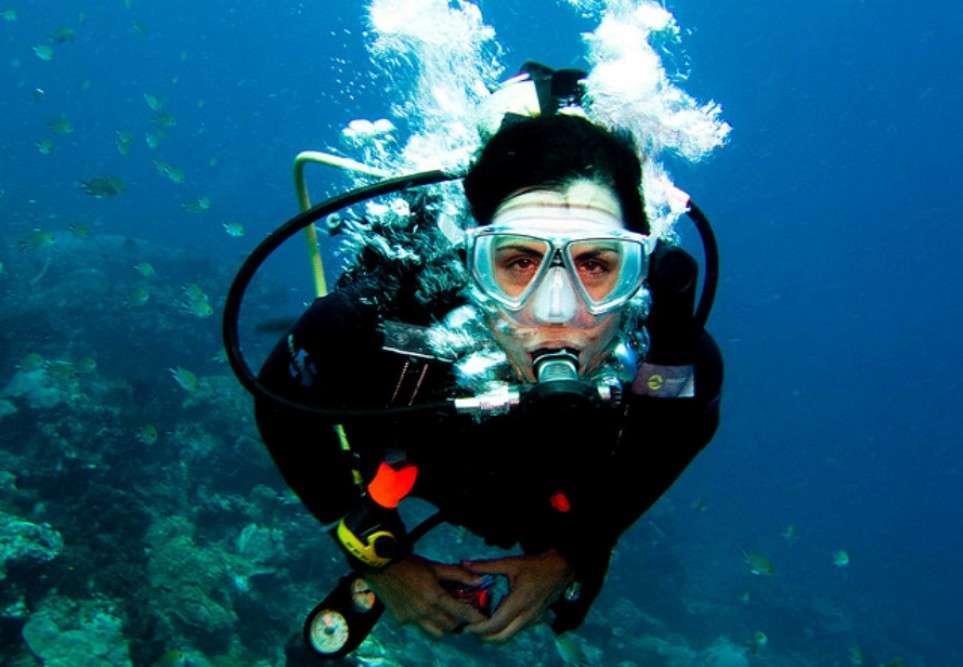 Diving and snorkeling at Menjangan Island