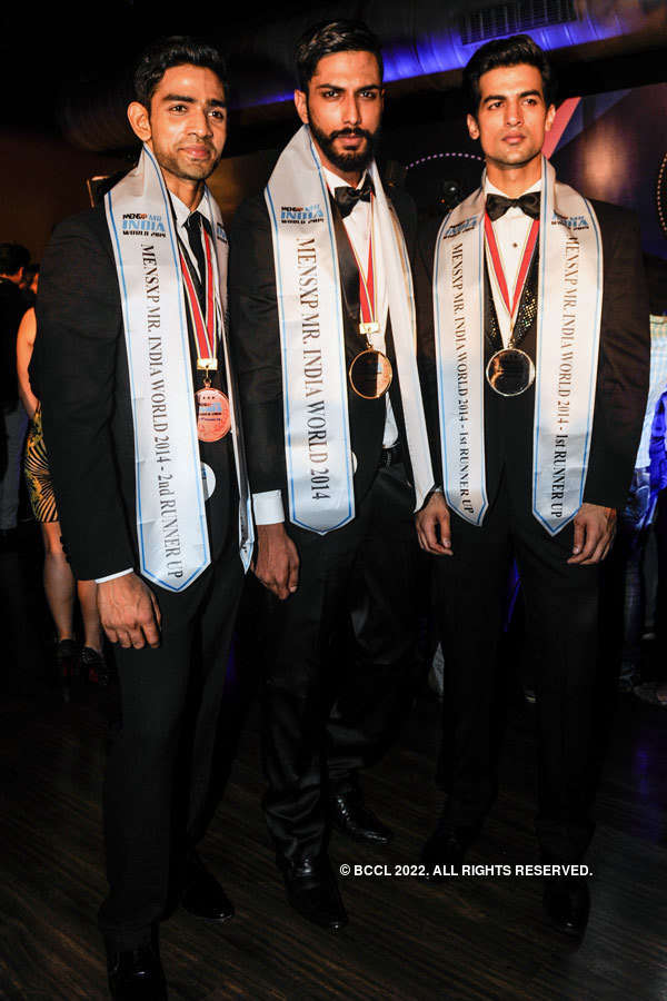 Provogue MensXP Mr. India World 2014