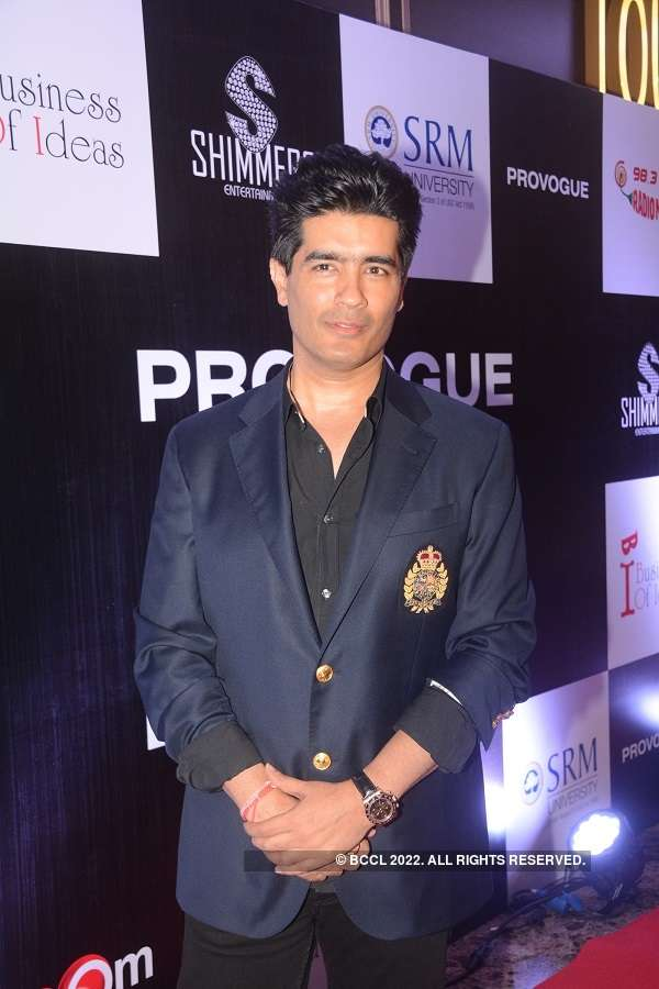 Provogue MensXP Mr India World 2014: Red carpet