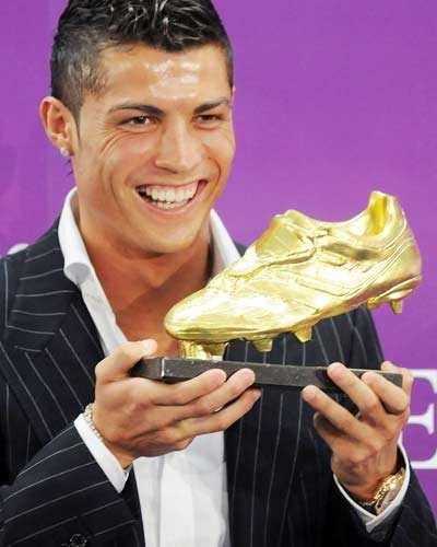 Ronaldo: Best scorer