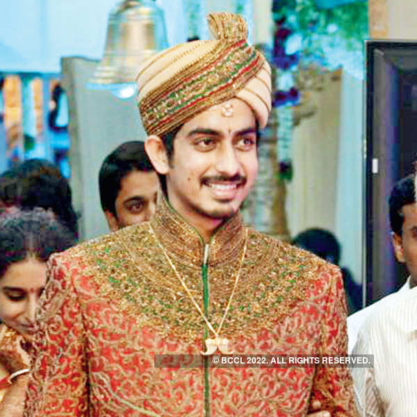 Raja Ravindra's daughter Vaagdevi's wedding