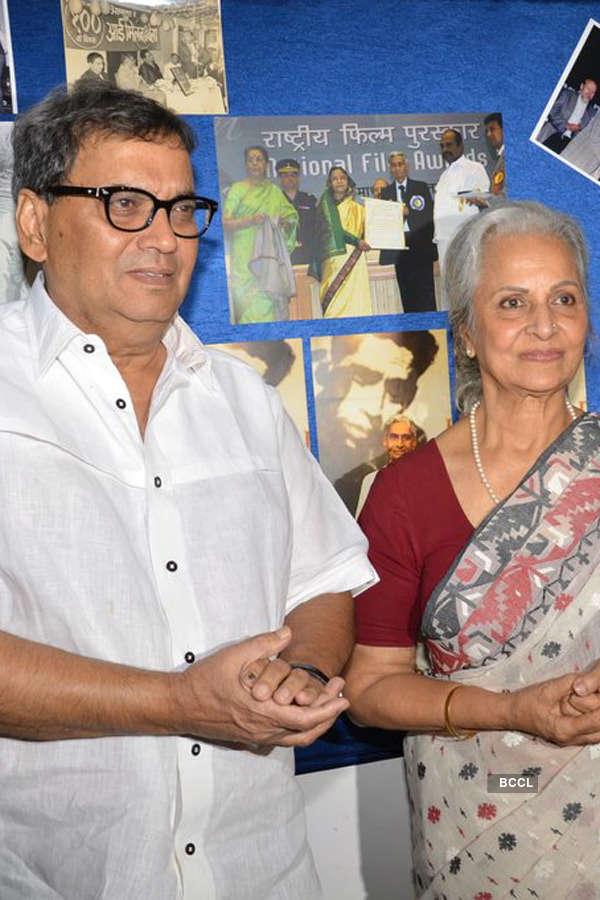 Bollywood veterans @ Felicitation ceremony