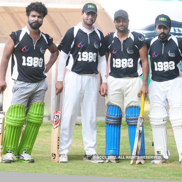 1983 Cricket match event