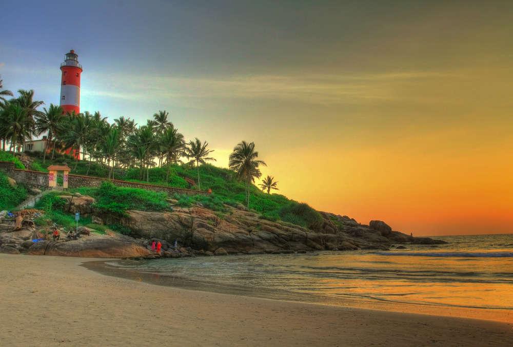Kovalam Beach Kerala Top Beaches In