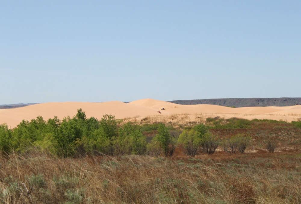 West Loop to Little Sahara/Anadarko, Oklahoma