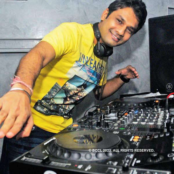 DJ Tejas in Jaipur