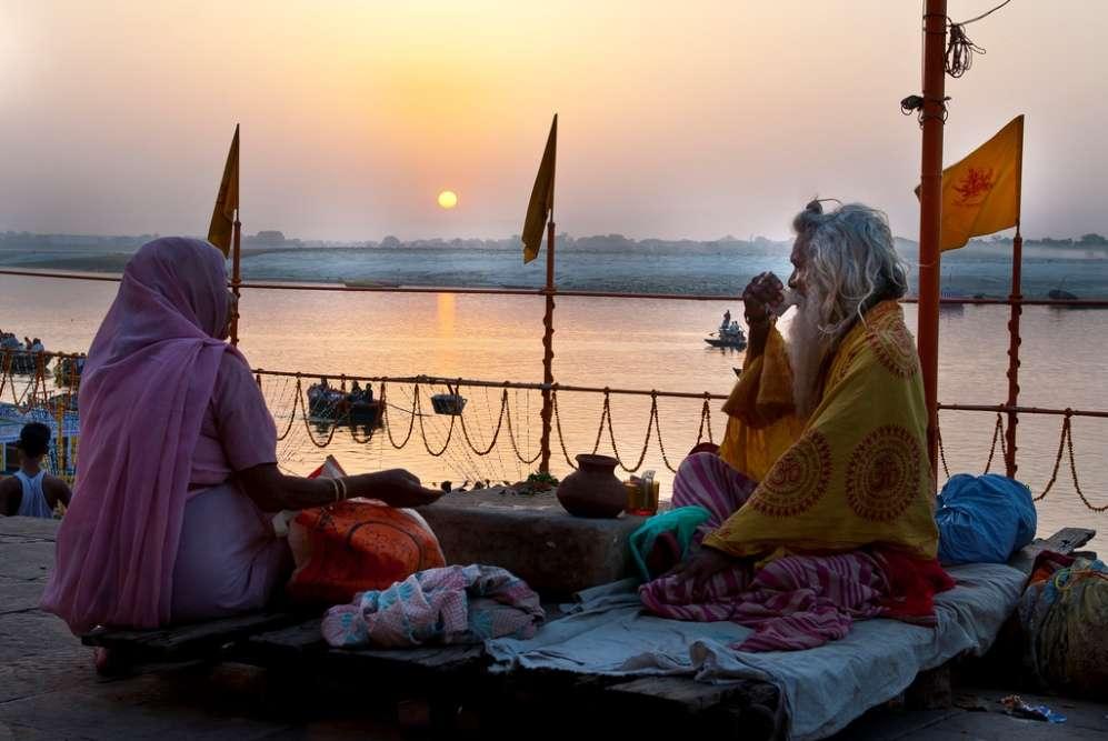 Varanasi's ghats