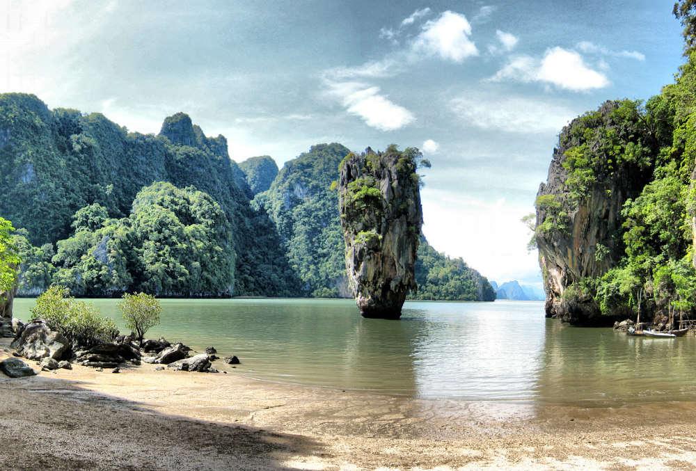 Phang Nga Bay Phuket Get The Detail Of Phang Nga Bay On