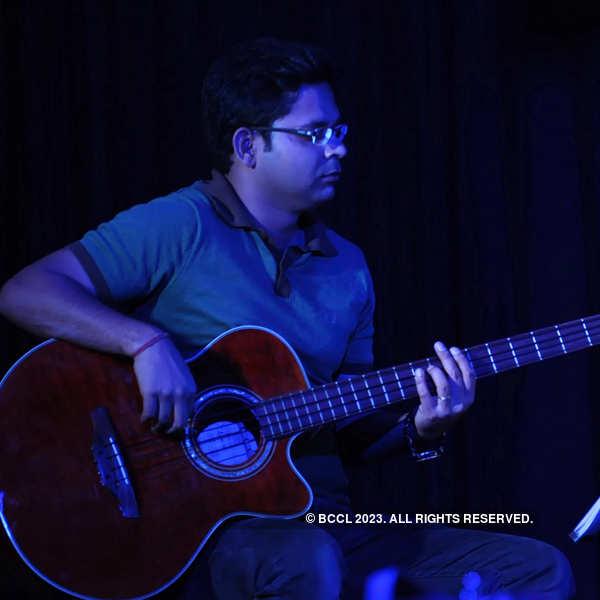 Anjan Dutt performs