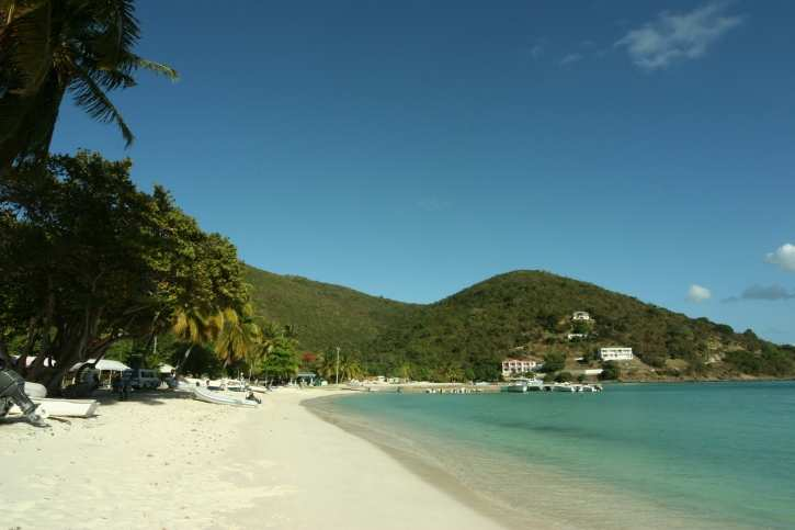 White Bay Beach