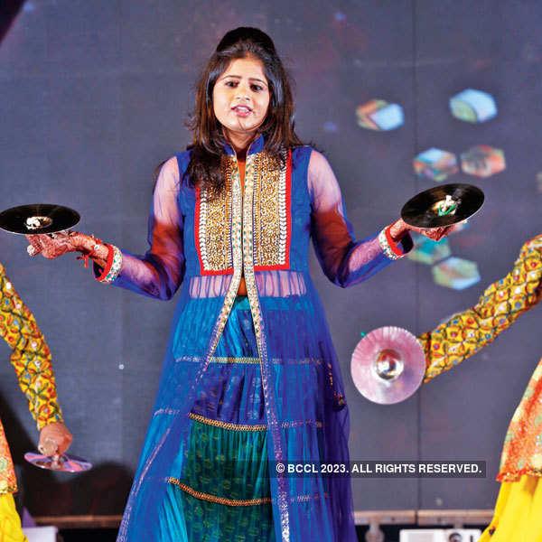 Pournima Kotecha-Arpit Mehta's sangeet ceremony