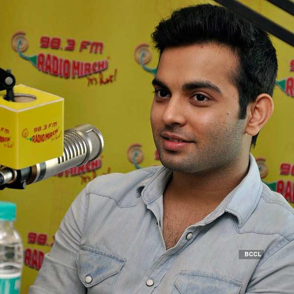 'Kuku Mathur...' promotions at Radio Mirchi