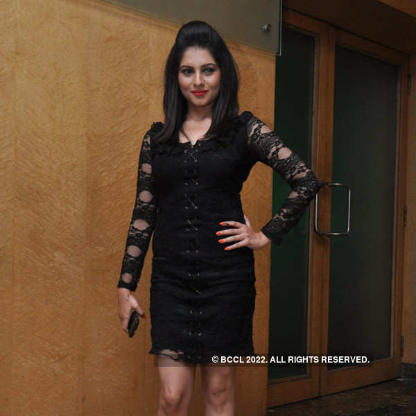 Celebs at Lorai's wrap-up party
